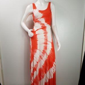Boston Proper Dress Sz XS Tie Dyed Stretch 2509